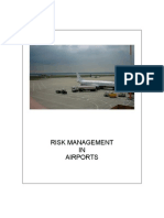 Risk management in Airports