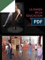 La Danza en La Educacion Primaria