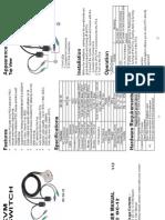 KVM DCOC12 Manual English 20110527