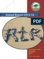 rds annual  report 2011-12