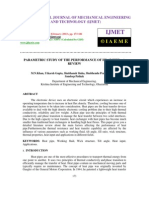 PARAMETRIC STUDY OF THE PERFORMANCE OF HEAT PIPE – A REVIEW-2