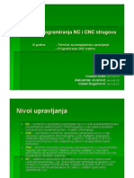 Osnove Programiranja NC-CNC Strugova