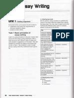 TASK 8 - University Foundation Study Essay Writing - Teachers Book