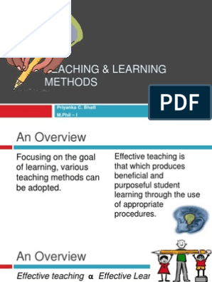 Teaching methods   Lecture   Educational Technology
