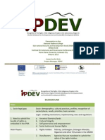 IPDEV Briefer NDCP-MNSA RC48