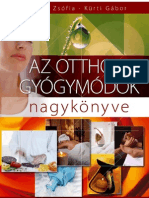 Az otthoni gyógymódok nagykönyve