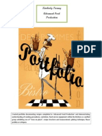 advanced food production portfolio