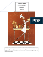 fundamental food production portfolio