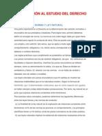 INTRODUCCIÓN AL ESTUDIO DEL DERECHO RESUMEN 2