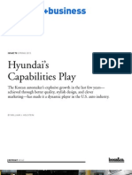 Hyundais Capabilities Play