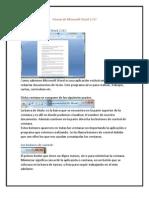 Aéreas de Microsoft Word 2010