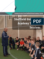 Academy Training ShefWed