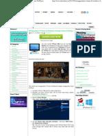 Menggunakan TVTuner Di Windows 8 Dengan Daum PotPlayer