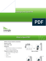 OpenVPN Site to Site