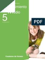 Cuadernillo Cono 5 Primaria