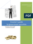 Guide to Government Securities