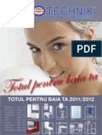 Mobilier RO 2011