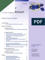 Newsletter Tirol in Europa am 6.Maerz 2013