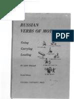 Stilman - Russian Verbs of Motion
