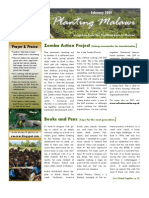Planting Malawi 2009-02