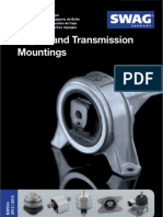 Engine Mounts Transmission Mounts 2012 2013