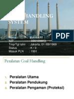 Coal Handling System