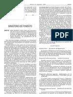 Real Decreto 1829-1999 Reglamento Correos