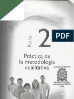 Práctica de la metodología cualitativa_ Miguel Martínez Miguelez - Ciencia y arte en la Inv Cual