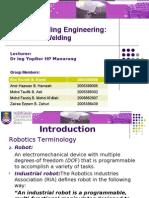 Robotic Arc Welding