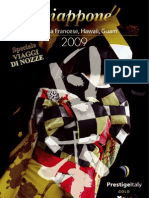 Catalogo Giappone 2009