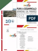 Plan de Desarrollo de Armenia 2012-2015