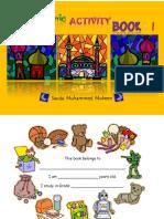 Islamic Activity book 1