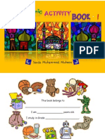 Islamic Activity book 1