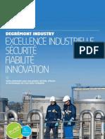 FR - Plaquette d'entreprise - Degrémont Industry