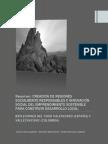 Resumen CREACION DE REGIONES SOCIALMENTE RESPONSABLES E INOVACIÓN SOCIAL DEL EMPRENDIMIENTO SOSTENIBLE PARA CONSTRUIR DESARROLLO LOCAL