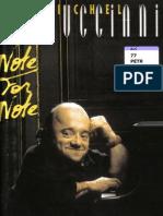 Michel Petrucciani - NOTE for NOTE