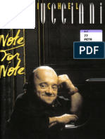 Michel Petrucciani - NOTE for NOTE