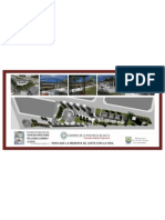 Cartel de Obra 3 Etapa Plaza Ragone Cerrillos