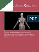 2012 11 06 Human Enhancement