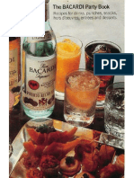 The Bacardi Party Book