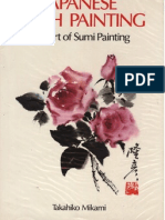 Japanese+Brush+Painting+ the+Art+of+Sumi+Painting
