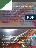 ANALISIS DE GASES Y SU INTERPRETACIÓN