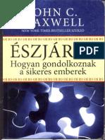John C Maxwell - Észjárás