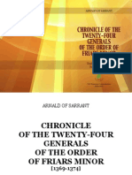 Chronicle of 24 Generals