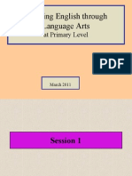 Language Arts Ppt March_2011