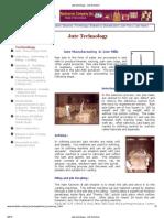 Jute Technology - Jute Selection