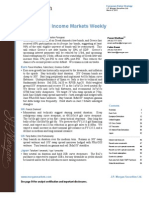 JP Morgan - Global Fixed Income Markets Weekly - March 9 2012