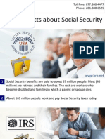 Ten Fast Facts about Social Security
