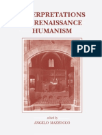 Interpretations of Renaissance Humanism