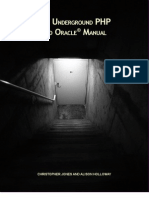 Underground Php Oracle Manual